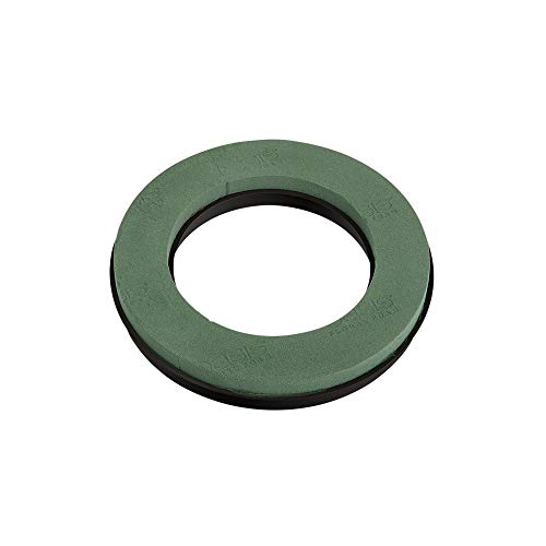 FloristryWarehouse Oasis Naylorbase Wreath Rings 12 Inch Box of 12 Plastic backed