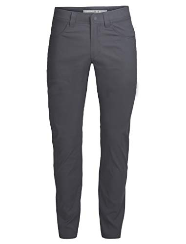 Icebreaker Merino Men's Persist Pants, Monsoon, 30