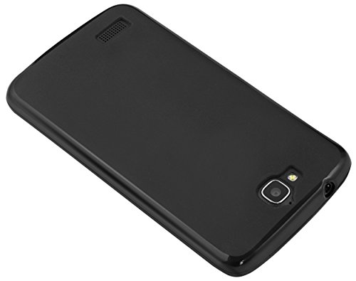kazoj Schutzhülle kompatibel mit Huawei Honor Holly Hülle aus TPU in schwarz - 2