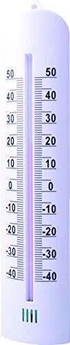 Technoline Thermometer, weiß, 6 x 1,5 x 28 cm, WA 1035