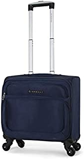 Giordano Pilotbag Luggage, 4 Wheel Trolley, Navy - 161978, Unisex