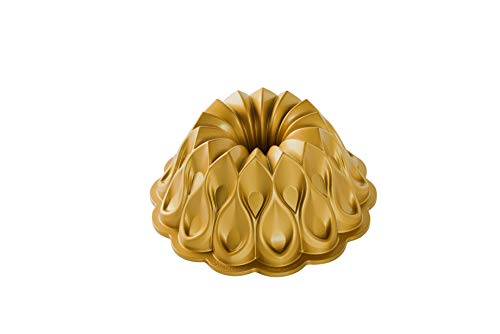 Nordic Ware Backform, Aluminiumguss, Gold, 26cm