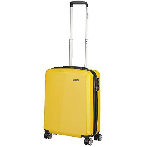 GABOL Trolley C22 Mondrian. Maleta, 50 cm, 20 litros, Amarillo