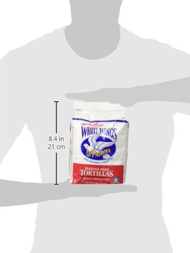 White Wing Tortilla Mix