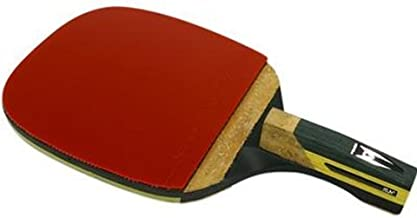 Xiom MUV 6.0 - Japanese Penhold Table Tennis Racket with Charcoal Color Handle