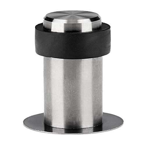 Tope de Puerta anticolisión de Goma sin Perforaciones, Tope de Puerta de baño no magnético, 60 mm