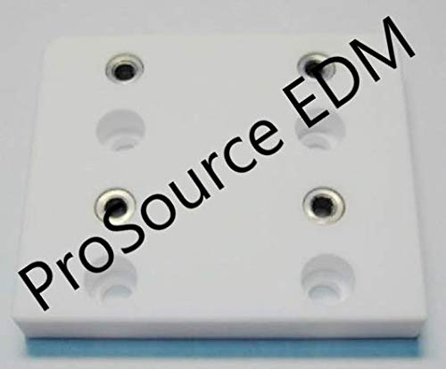 ProSource Many popular brands EDM Cheap mail order sales Consumables Isolation for Plate Machines Accutex