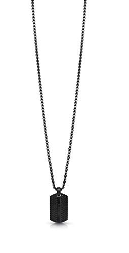 Guess Men's Necklace Man Identity UMN28003