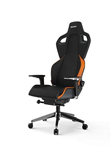 RECARO Exo FX Gaming Chair | Sunset Orange – Ergonomischer Gaming-Stuhl mit 5D-Armlehne - Designed & Made in Germany