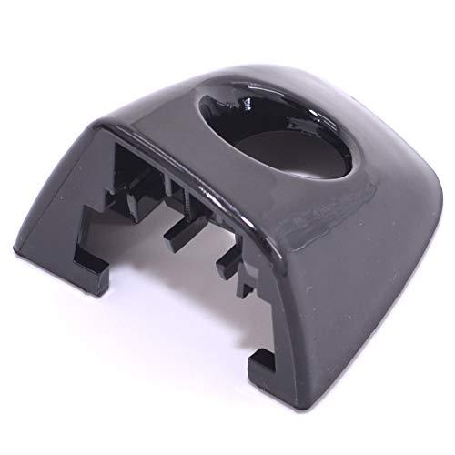 UPSM Black Car Exterior Door Handle Key Hole Trim Cover Cap Fit for Audi A6/S6 Quattro A6 Quattro A7 A8/S8 RS6 RS7 2011 2012 13 14 2015 2016 4H1837879