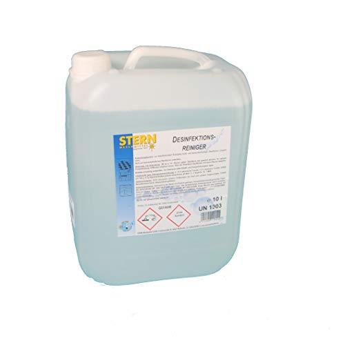 10l Stern Desinfektionsreiniger Flächendesinfektion Desinfektionsmittel Reiniger mit desinfizierender Wirkung
