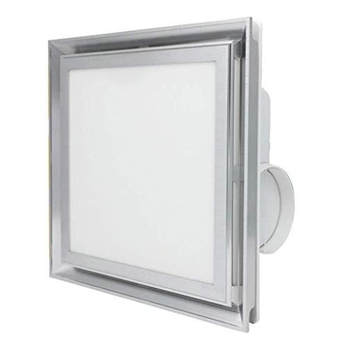 no-logo WJDDJ Ventilador de Escape silencioso for baño y hogar, Certificado