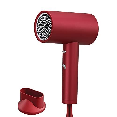 Secador de pelo, estilizador de secado rápido de alta potencia para el hogar, luz de cuidado del cabello y portátil adecuado para todos los tipos de cabello