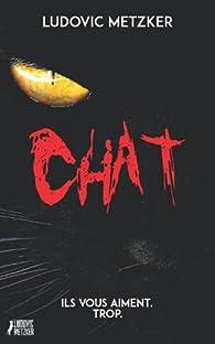 Chat par Ludovic Metzker