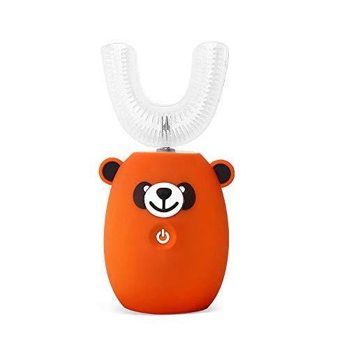 Cepillo de Dientes eléctrico automático para niños de 360 ° con diseño...