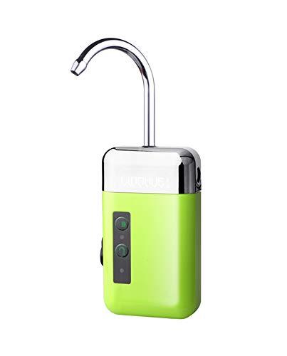 Aquarium Air Pump, Fish Tank Oxygen Pump,Powered Silent High Efficient Oxygen Air Aerator Pump, Accessories Included