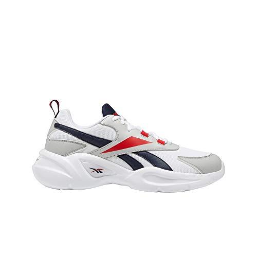 Reebok Royal EC Ride 4, Zapatillas de Running Unisex Adulto, Blanco/VECRED/VECNAV, 39 EU