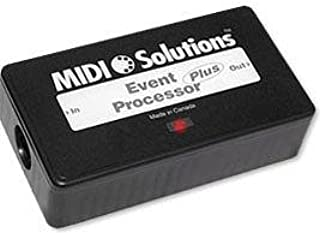 MIDI Solutions Event Processor Plus MIDI Event Processor
