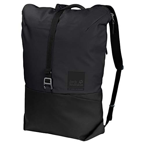 Jack Wolfskin 365 ONTHEMOVE 24 Pack Bequemer Daypack, Black, ONE Size