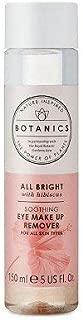 Best botanics soothing eye makeup remover Reviews