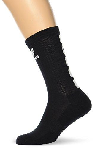 erima Socken 5-Cubes, Schwarz/Weiß, 43-46, 618502