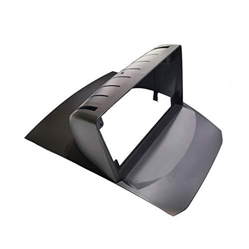 XUNLAN Durable 9 Pulgadas Coche Fascia Estéreo Panel Panel de Instrumentos en Dash Mount DVD Frame Fass Fastias Ajuste para Ford Fiesta 2009-2014 Wearable