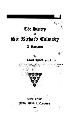 The History of Sir Richard Calmady, a Romance (English Edition)