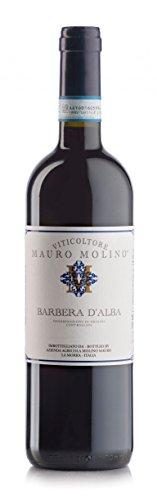 Mauro Molino Barbera D'Alba 2018 750ml 14.00%