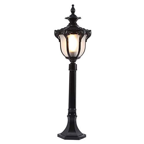 Villa Tuinlamp, tuinblik, buitenverlichting, tuinverlichting, staande lamp, waterdicht, straatverlichting