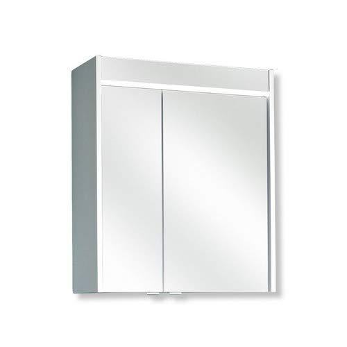 Pelipal 359 Piolo spiegelkast Treviso I, houtdecor, wit hoogglans, 20,0 x 60,0 x 70,0 cm