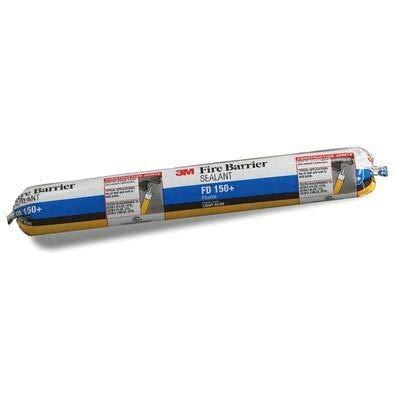 3M(TM) Fire Barrier Sealant FD 150+, Red, 20 fl. oz, Sausage, 12/Case