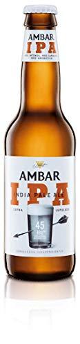 Ambar IPA – Caja 12 botellas 33 cl.