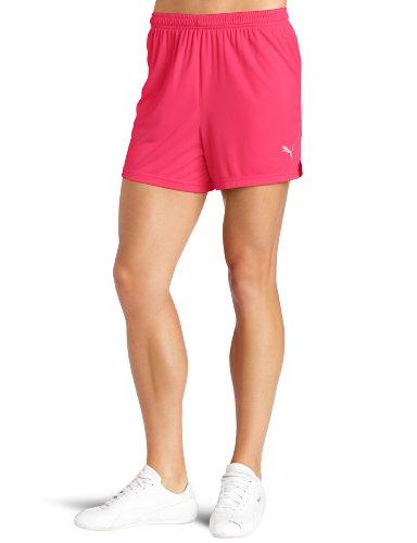 PUMA Damen Attaccante Shorts zum Hineinschlüpfen - Pink - Groß
