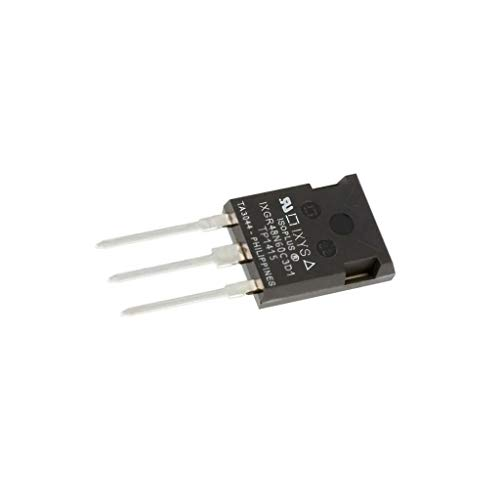 IXGR48N60C3D1 Transistor: IGBT GenX3™ 600V 26A 125W ISOPLUS247™ IXYS