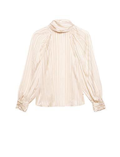Motieven: blouse met wijde mouwen (Italiaanse maat)