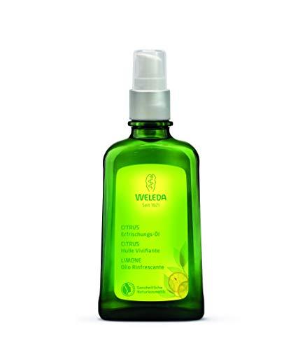 Weleda Italia Olio Rinfrescante Al Limone - 100 ml.
