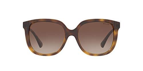 Ralph Lauren RALPH BY 0RA5257 Gafas de sol, Dark Havana, 55 para Mujer