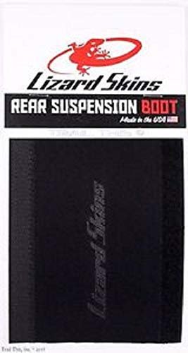 Lizard Skins Rear Boot, schwarz