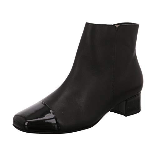 Hassia Bottines pour femme - Noir - 63033890100 - Noir - Noir , 38.5 EU