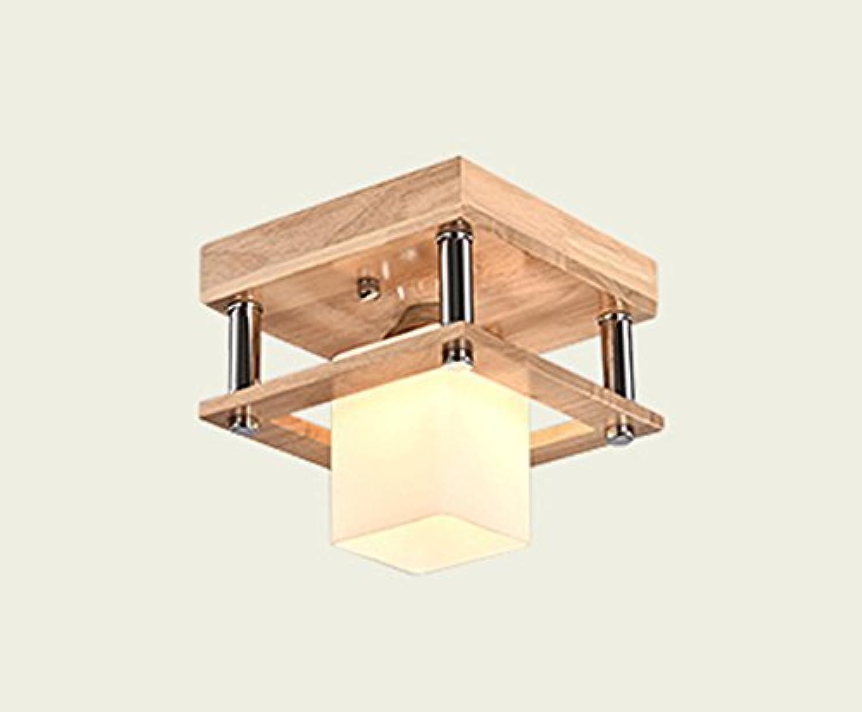GRY GRY GRY Nordic Einfache Massivholz Licht Deckenleuchte Ceilight Lampe für Schlafzimmer, Küche, Wohnzimmer, Korridor, Balkon B07BVTYZ4M | Umweltfreundlich  8c64ff