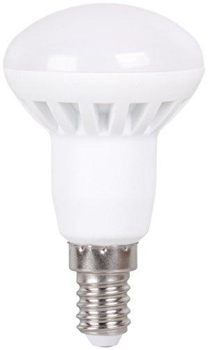 XQ-lite XQ1380 LED-Leuchtmittel R50, [6 Watt ersetzt 35 Watt], 400 Lumen / warm weiß, E14