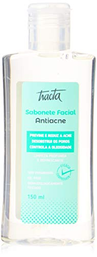 Sabonete Facial Antiacne Tracta, Tracta, 150 ML