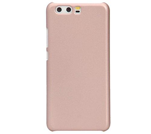 ARTILVST Huawei P10 Plus (5.5') Funda,Ultra Fino Medio rodeó la Estructura de Superficie Mate Durable PC Protector teléfono Funda para Huawei P10 Plus (5.5') Smartphone [Oro Rosa]