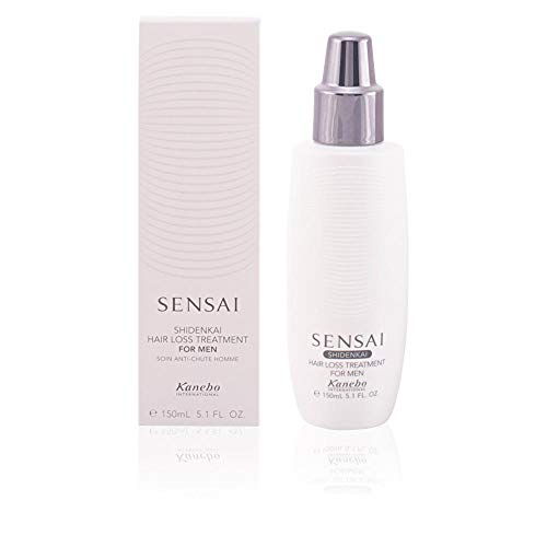 Kanebo Sensai Shidenkai homme/man, Hair Loss Treatment Serum, 150 ml