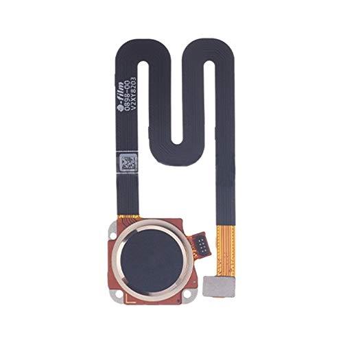 PANGTOU Cable de la flexión del teléfono Celular Cable Flexible de Sensor de Huella Dactilar para Motorola Moto E5 Plus Accesorios telefonicos
