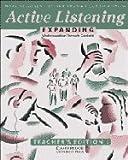Active Listening: Expanding Understanding through Content Teacher's edition