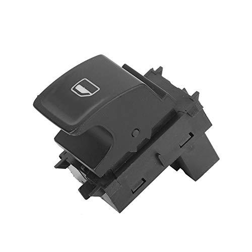 Interruptor de elevalunas eléctrico, interruptor de control de energía, a prueba de óxido y resistente al desgaste Rendimiento estable Instalación simple Buena estabilidad para el automóvil