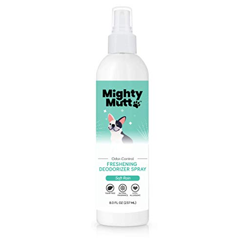 Mighty Mutt Natural Deodorizing Dog Spray | Odor Control and Freshening | Hypoallergenic and...