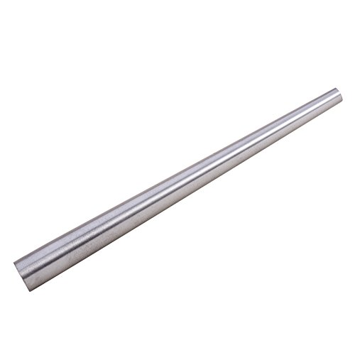PandaHall Elite Steel Ring Enlarger Stick Mandrel Sizer Tool, for Ring Forming and Jewelry Making, Platinum