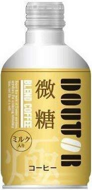 ドトールコーヒー ドトール 微糖 260gボトル缶×24本入×(3ケース)